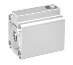 Aventics Pneumatics Short Stroke Cylinder Series KHZ 0822406312 Single Acting
