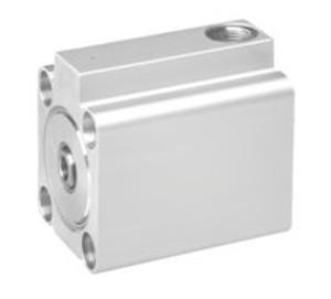 Aventics Pneumatics Short Stroke Cylinder Series KHZ 0822406321 Single Acting
