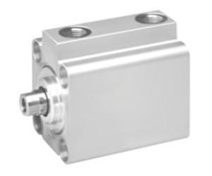 Aventics Pneumatics Short Stroke Cylinder Series KHZ 0822010502 Double Acting
