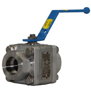 Master Star Starline Stainless Steel Ball Valves Socket Weld F316 Body