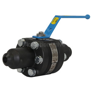 FB Starline Ball Valves Mega Star LF2 Forged Steel Butt Weld XXS Atex