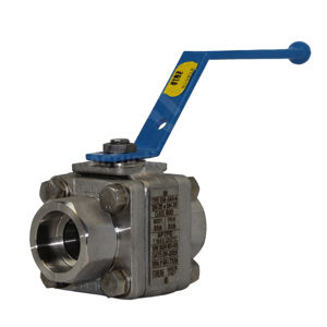 SW Reduced Bore Master Star F316 Stainless Steel Body Ball Valves Atex
