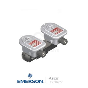 """0.25"""" BSPP PVXG551A005MS Asco Process Automation Solenoid Valves Pilot Operated 230 VAC Light Alloy"""
