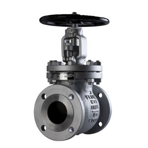 ANSI 600 RF Carbon Steel WCB OS&Y Bolted Bonnet Globe Valves F6HFS