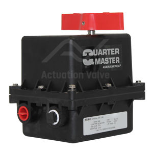 Asahi A94 Series Electric Actuators Zytel FR50 Engineered Resin Body