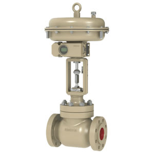 3191 Heavy Duty Application Globe Control Valves Maintenance Friendly