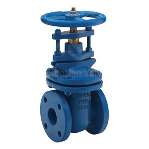BS10 Table E & D Ductile Iron Gate Valves Cast Iron BS3464 PN16 Rated