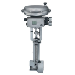 High Pressure 3252 Samson Globe Control Valves Forged Stainless Steel
