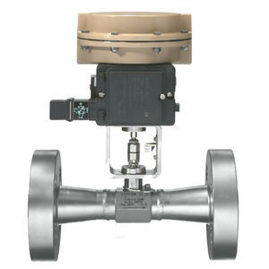 Microflow Samson Globe Control Valves Type 3510 Forged Stainless Steel