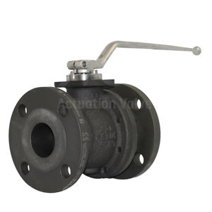 Pekos Ball Valve Full Bore Split Body CS ANSI 150RF Bidirectional Atex