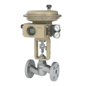 Samson 3522 Little Tex Light Industrial Globe Actuated Control Valves