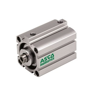Asco Numatics Compact Cylinders and Actuators G441ALSG0010A00 Light Alloy DA Single Rod