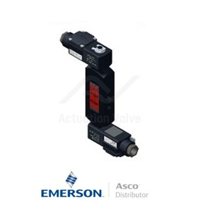 "0.25"" NPT WBLP8551A018 Asco Process Automation Solenoid Valves Pilot Operated 48 DC Engineered Plastics"