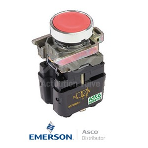 4MM Push-In30701005 Asco Numatics Miniature Solenoid Valves Push Button
