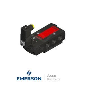 NPT LISC8553B201 Asco Numatics Process Automation Solenoid Valves Pilot Operated 24 VDC Light Alloy