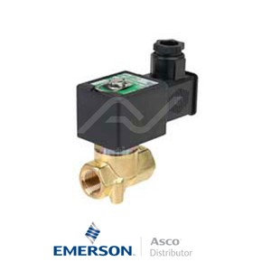 RP 7/1 SCE263B206LT Asco Numatics General Service Solenoid Valves Direct Acting 24 VAC Stainless Steel