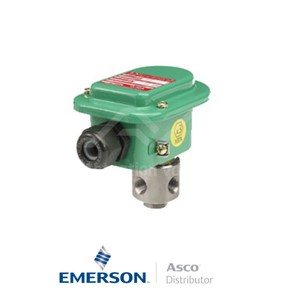 """0.125"""" NPT WPB320A140 Asco General Service Solenoid Valves Direct Acting 24 VDC Brass"""
