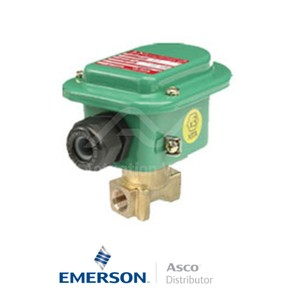 RP 7/1 E262K262S3N00F8 Asco Numatics General Service Solenoid Valves Direct Acting 230 VAC Stainless Steel