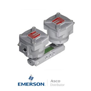 """0.25"""" BSPP WSNFG551A322MO Asco Process Automation Solenoid Valves Pilot Operated 24 VDC Brass"""