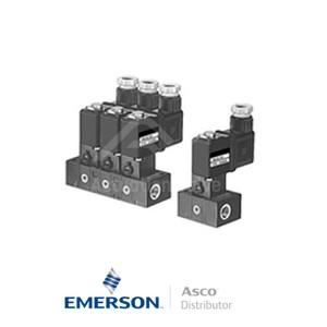 Barb 11000007 Asco Numatics General Service Solenoid Valves Direct Acting 12VDC Light Alloy