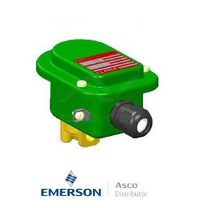 "0.125"" BSPP EMG262C002 Asco General Service Solenoid Valves Direct Acting 24 VDC Stainless Steel"