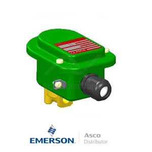 "0.25"" BSPP EMG262C090 Asco Numatics General Service Solenoid Valves Direct Acting 24 VDC Stainless Steel"