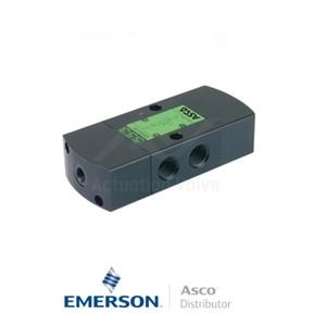 "0.5"" BSPP G553A105 Asco Numatics Process Automation Solenoid Valves Solenoid - Air Pilot Light Alloy"