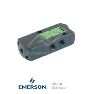 "0.25"" BSPP SCXG551A001MS Asco Process Automation Solenoid Valves Pilot Operated 24 VDC Light Alloy"
