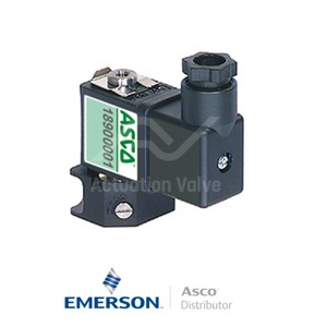 18900010 Asco General Service Solenoid Valves Direct Acting 24 VDC Light Alloy