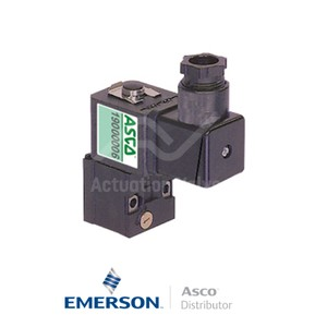 19000005 Asco General Service Solenoid Valves Direct Acting 115 VAC Light Alloy