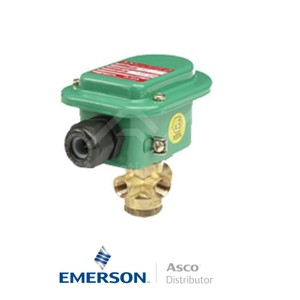 """0.25"""" BSPP EMG320A198 Asco Numatics General Service Solenoid Valves Direct Acting 230 VAC Stainless Steel"""