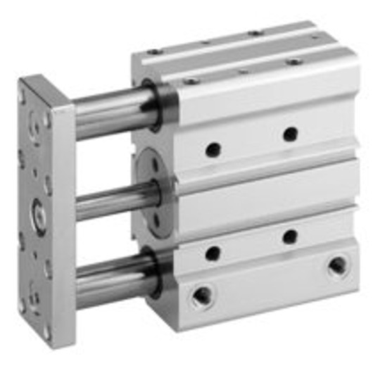 Aventics Pneumatics Guide Cylinders Series GPC-BV R402000314 Double Acting