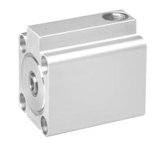 Aventics Pneumatics Short Stroke Cylinder Series KHZ 0822406442 Single Acting