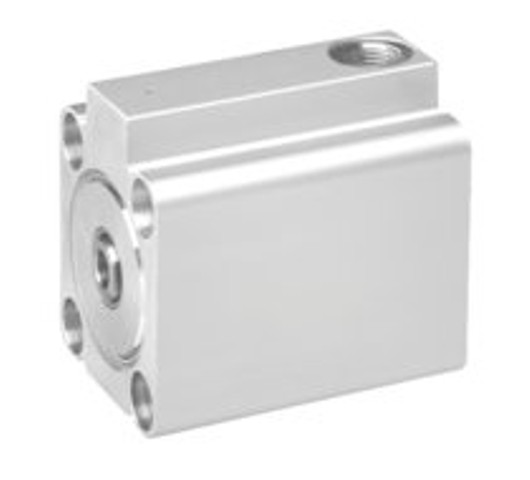 Aventics Pneumatics Short Stroke Cylinder Series KHZ 0822406491 Single Acting