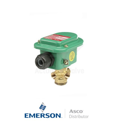 """0.25"""" NPT WPB320A194MS Asco Numatics General Service Solenoid Valves Direct Acting 24 VDC Stainless Steel"""