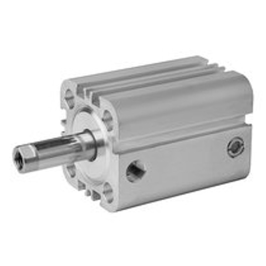 Aventics Pneumatics Compact Cylinder Series KPZ 0822491103 Single Acting extended without pressure
