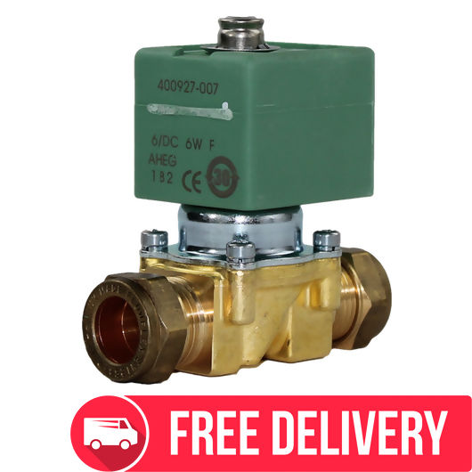 Asco Solenoid Valves SCXH210G202BW 2/2 NC15MM Wras Approved For Water