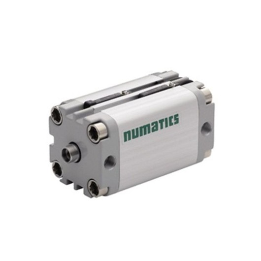 Asco Compact Cylinders and Actuators G449A5SK0100A00 Light Alloy Double Acting Single Rod