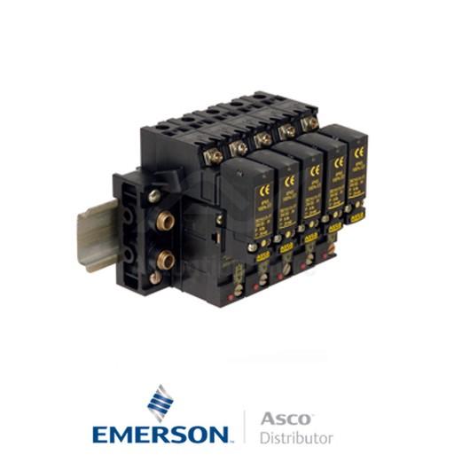 30211178--D Asco General Service Solenoid Valves Direct Acting 24 VDC Light Alloy