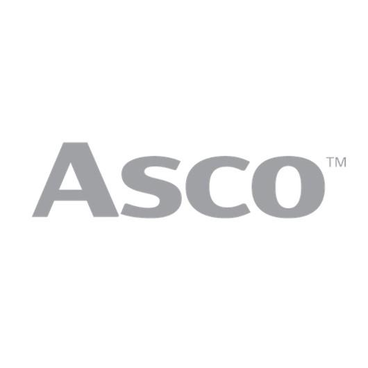 "0.25"" BSPP SCG551A018MS Asco Process Automation Solenoid Valves Pilot Operated 115 VAC Engineered Plastics"