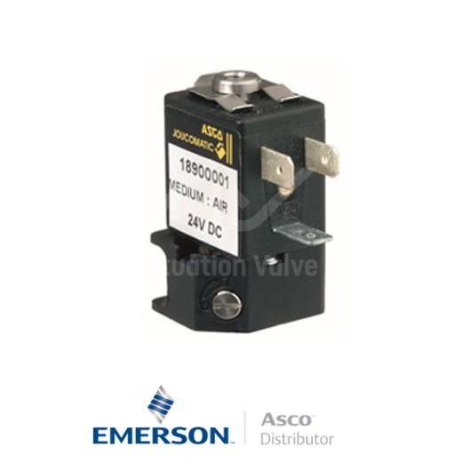 18900002 Asco Numatics General Service Solenoid Valves Direct Acting 230 VAC Light Alloy