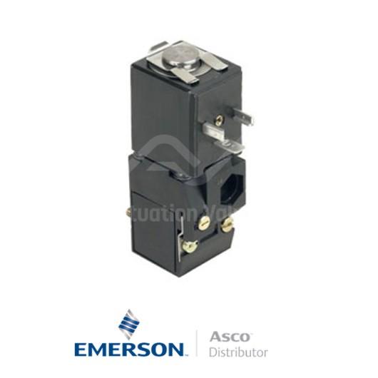 19201035 Asco Numatics General Service Solenoid Valves Direct Acting 24 VDC Light Alloy