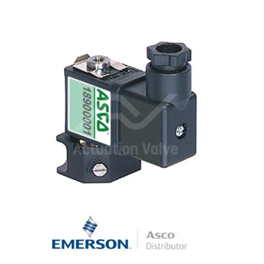 18900010 Asco General Service Solenoid Valves Direct Acting 115 VAC Light Alloy