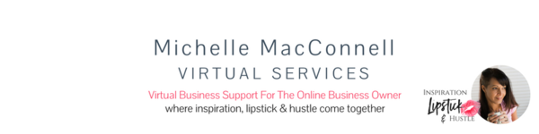 Michelle MacConnell Virtual Services & Co.