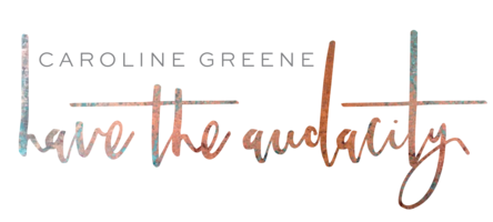 Caroline Greene - Life + Business Coaching for Determined Moms