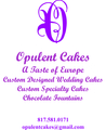 Opulent Cakes and Designs