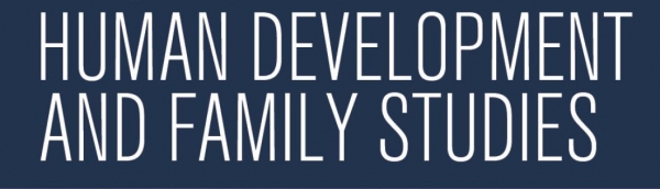 Human Development and Family Studies