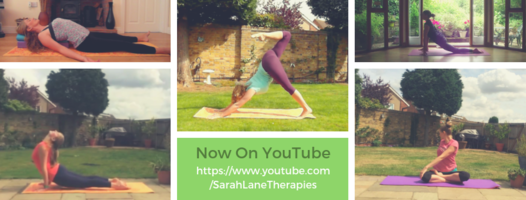 Sarah Lane Therapies