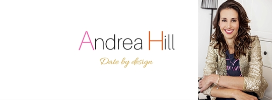 Andrea Hill - Date by Design & The Dinner Party