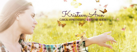 Kristeen Ann, Intuitive Healer & Clinical Hypnotherapist